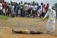 В январе число заразившихся Эболой достигнет 1 400 000 человек