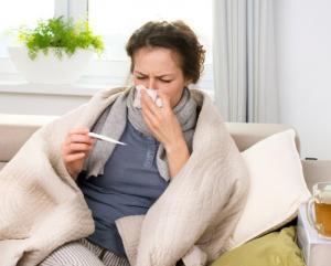 Новое исследование: сохраняйте температуру, если простудились