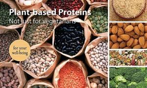 Потребление растительных белков связывают со снижением риска смерти
