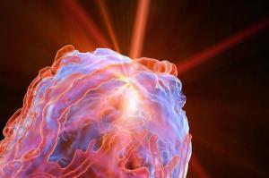 Лазер, сделанный из человеческой крови, поможет остановить развитие раковых опухолей
