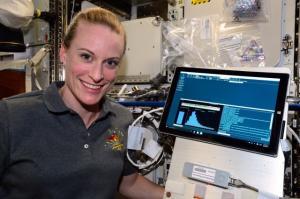 Ученые из НАСА впервые секвенировали ДНК в космосе