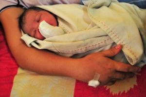 Ребенок, родившийся дважды