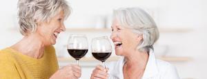 Мифы в питании: действительно ли небольшое количество алкоголя полезно?