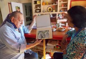 Отсутствие одиночества – лучшее лекарство для пожилых людей