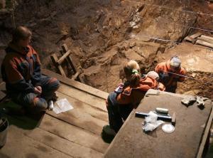 Прах к праху: ученые обнаружили ДНК предков человека в пещере