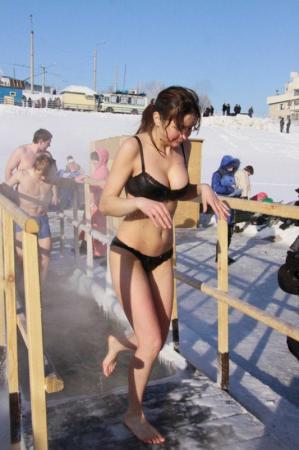 6 причин, почему купание в холодной воде может быть полезным