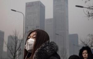 Загрязнение воздуха может вызывать развитие антибиотико-резистентных респираторных инфекций