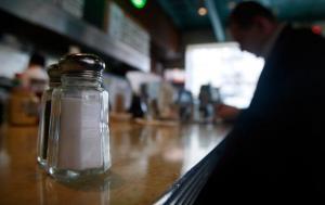 Диета с высоким содержанием соли улучшает аппетит