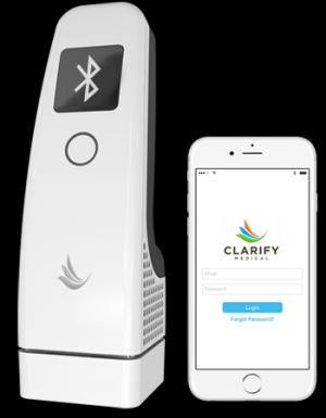 Clarify получила одобрение на использование устройства для фототерапии