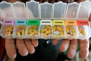 Инъекция раз в месяц вместо ежедневного приема таблеток для людей, страдающих от ВИЧ